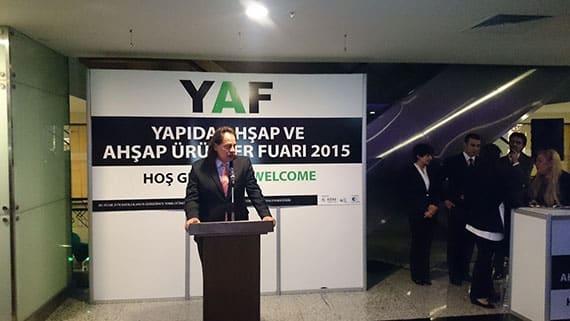 Mehmet Akif Asmaz - YAF
