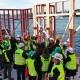 İTÜ Mimarlık Fakültesi Öğrencileri Ahşap Mühendisliği ve Ahşap Karkas Yapılar hakkında Şantiyemizi Ziyaret Ettiler