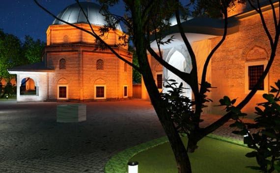 Fatih Sultan Mehmet Muradiye Külliyesi