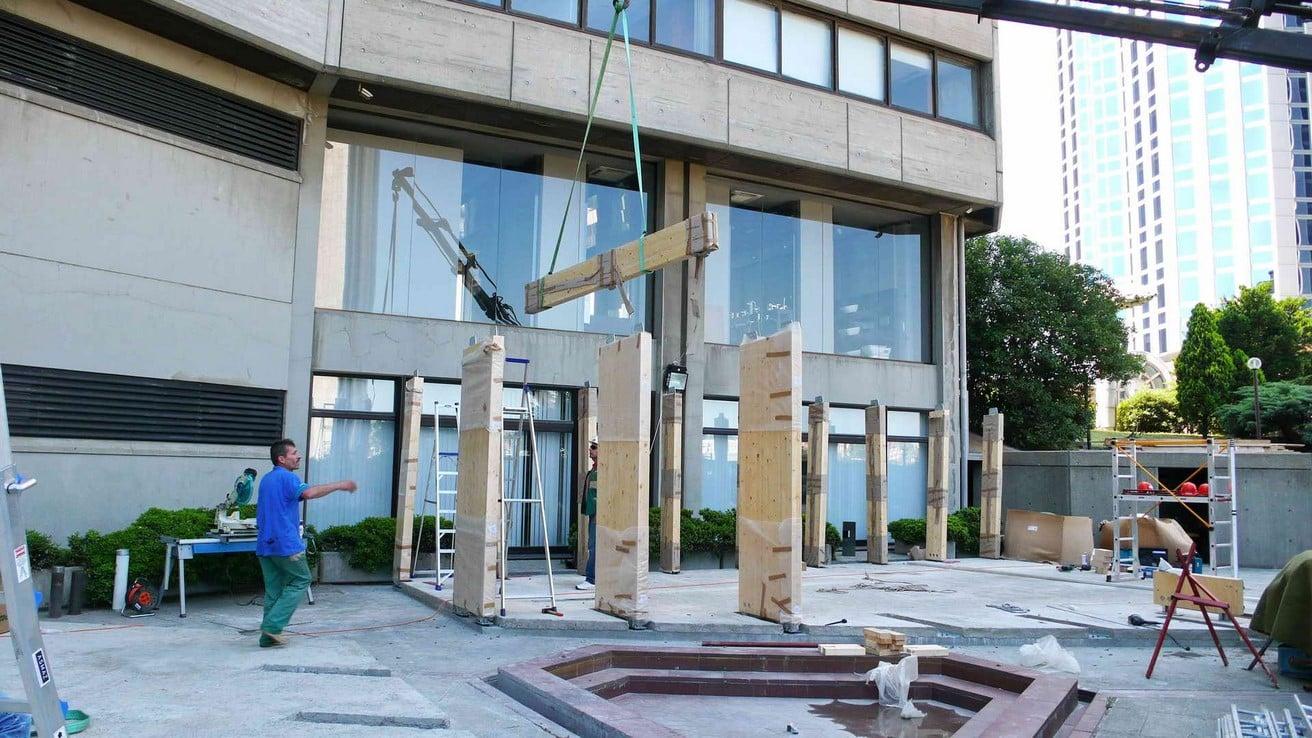Çanakkale Seramik Genel Müdürlük Binası Levent