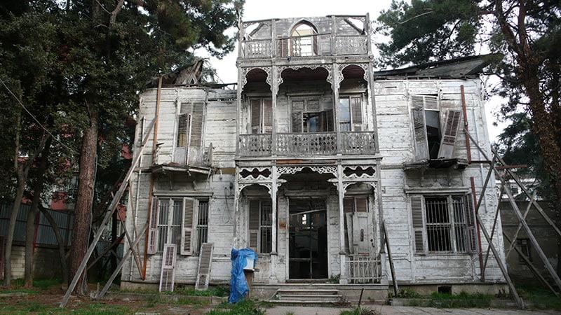Cavit Paşa Köşkü