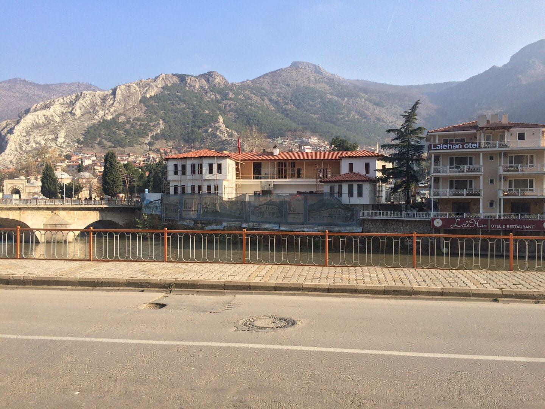 Sarı Konak (Grand Ottoman) Otel Amasya