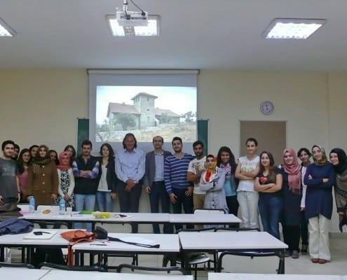 Kocaeli Üniversitesi - Sultantepe Şantiye Ziyareti