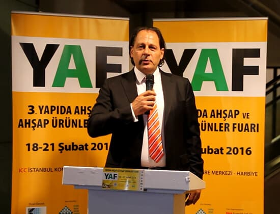 Mehmet Akif Asmaz - YAF 2016 Açılış Konuşması