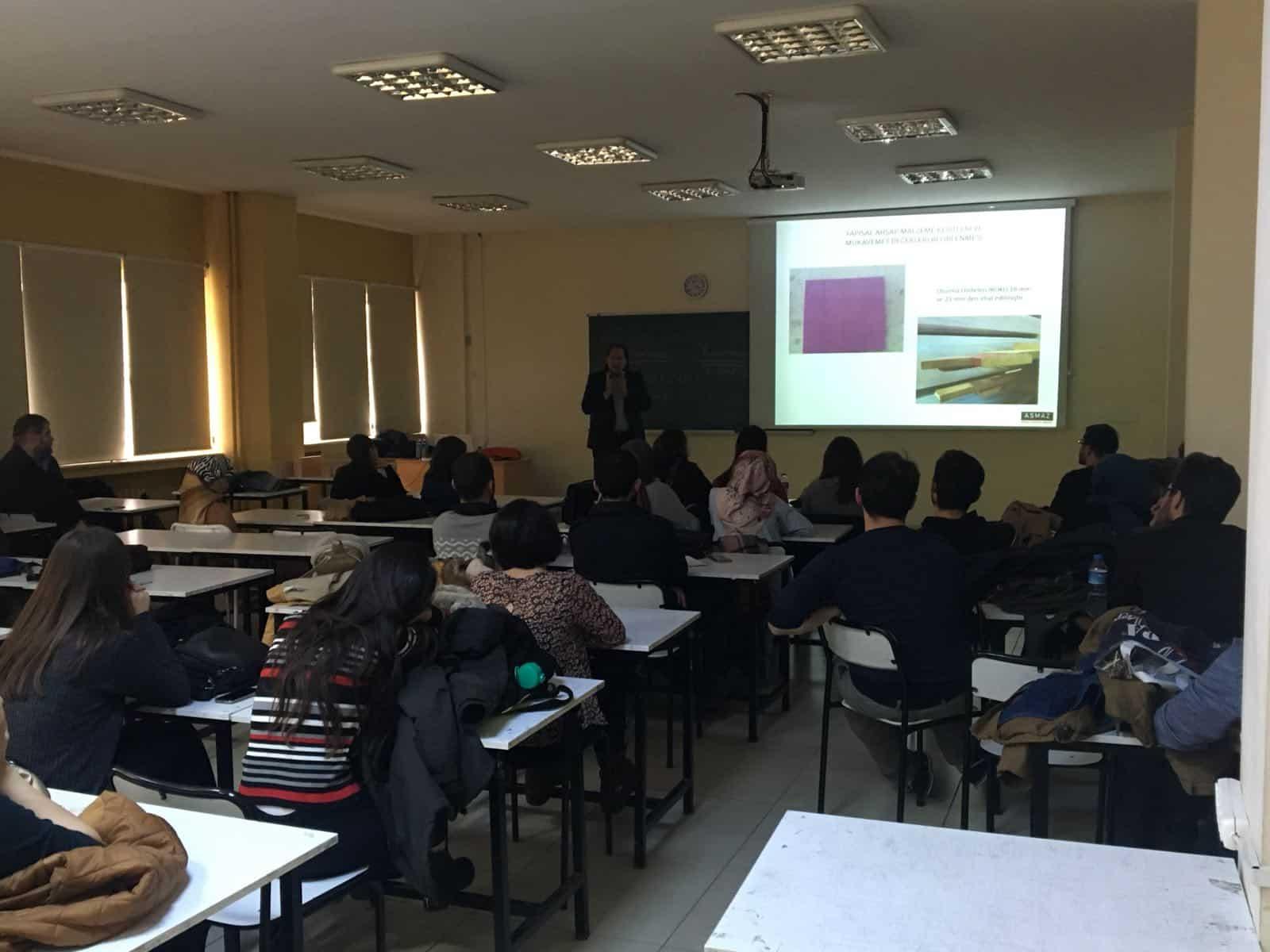 Kocaeli Üniversitesi Mimarlik Fakültesi Seminer