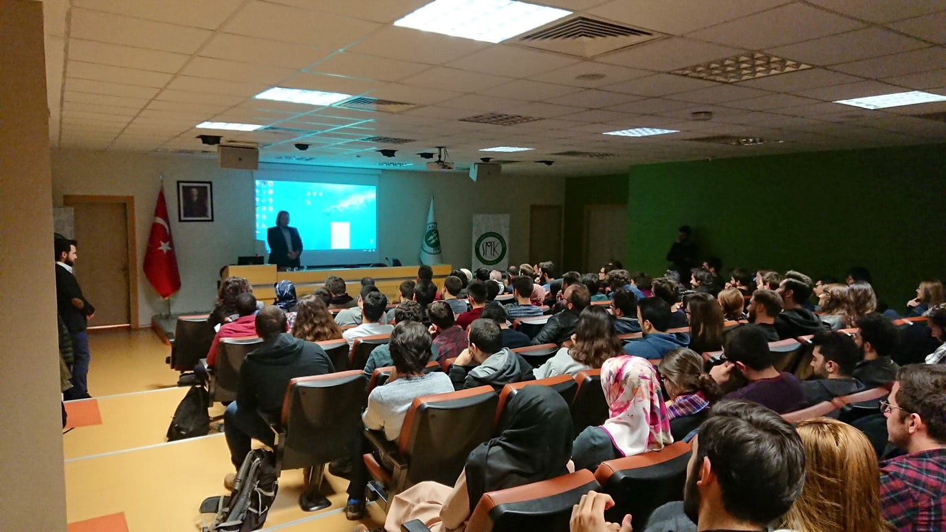 Kocaeli Üniversitesi Seminer