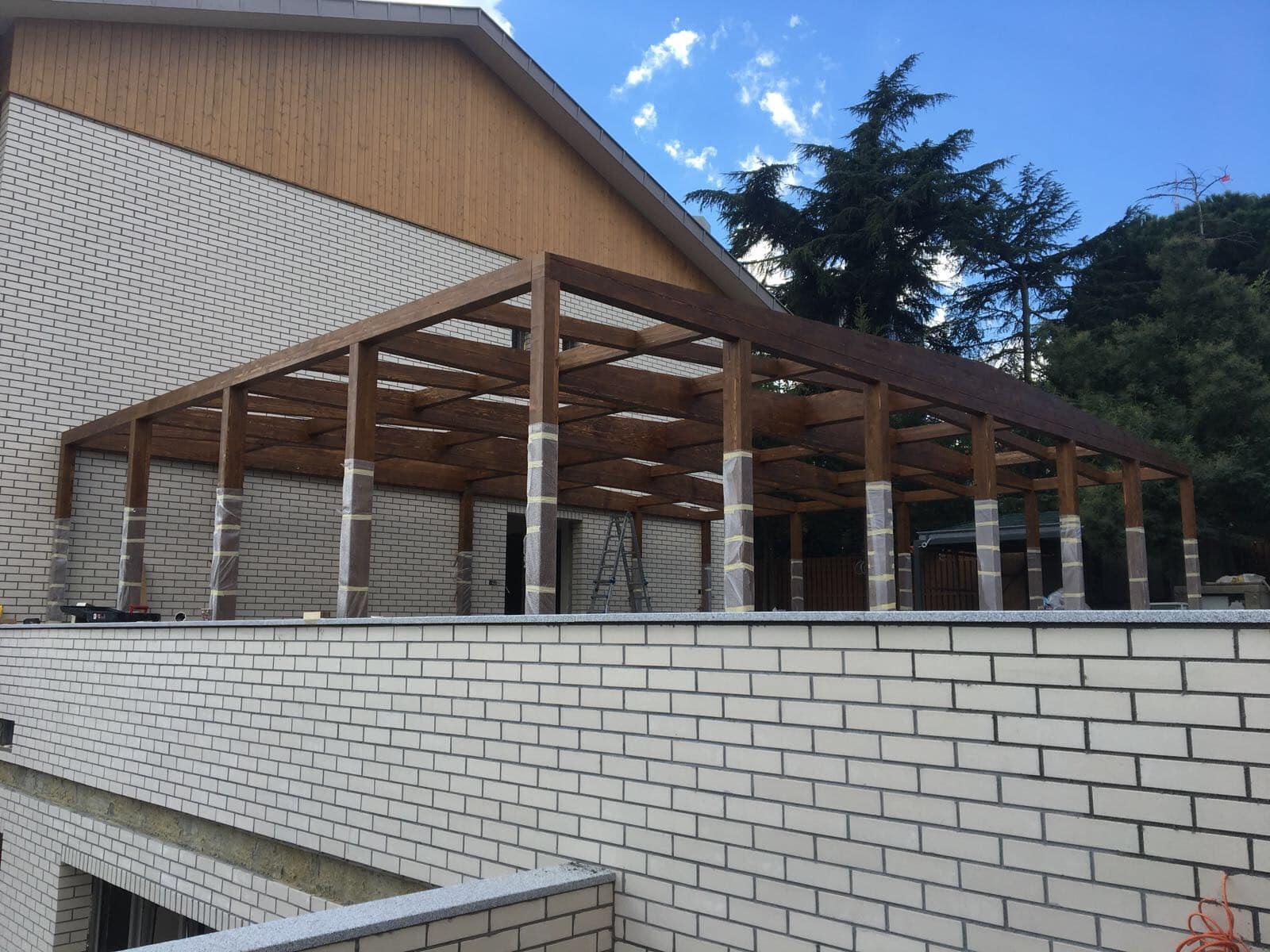 Yildiz Koleji Kış Bahçesi