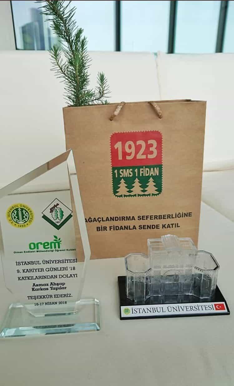İstanbul Üniversitesi Orman Fakültesi Kariyer Günleri