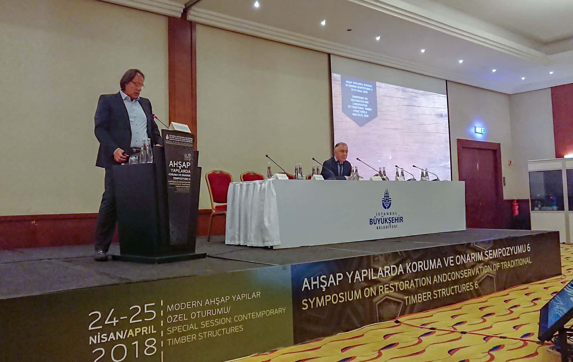 Mehmet Akif Asmaz - Ahşap Yapılarda Koruma ve Onarım Sempozyumu