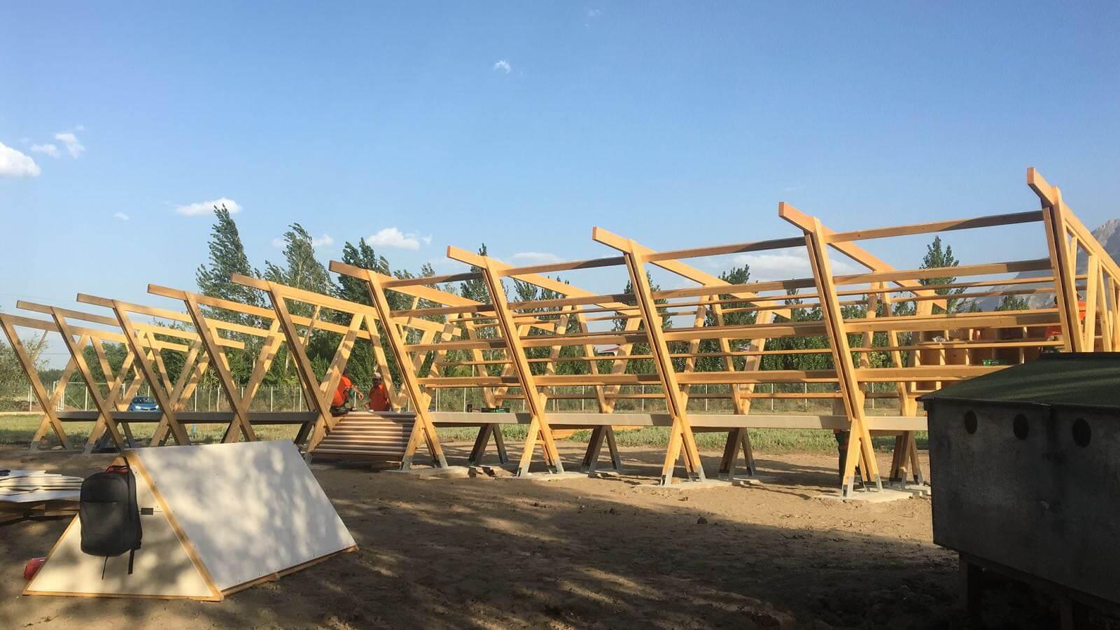 Palanga ve Tavukluk Projesi Erzincan
