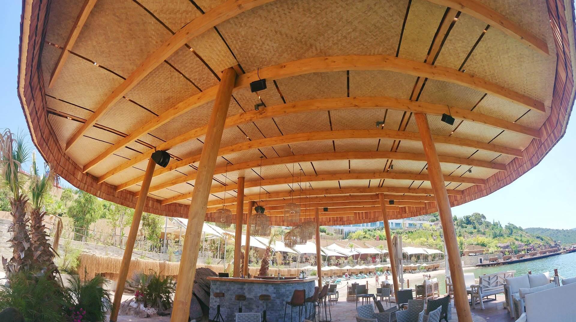 Bodrum Peninsula Beach Bar